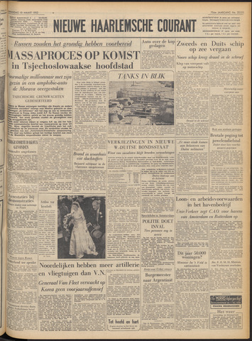 Nieuwe Haarlemsche Courant 1952-03-10