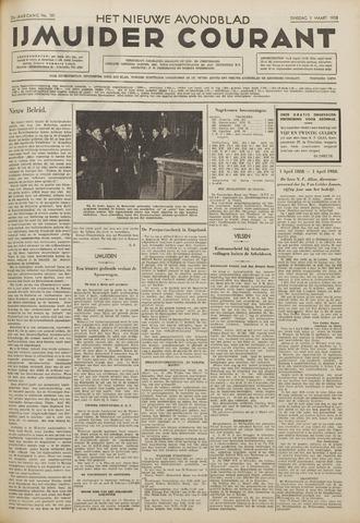 IJmuider Courant 1938-03-01