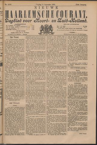 Nieuwe Haarlemsche Courant 1900-09-14