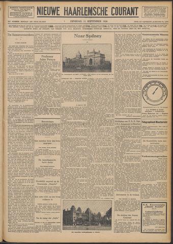 Nieuwe Haarlemsche Courant 1928-09-11