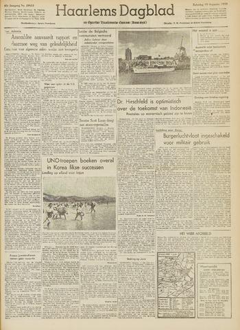 Haarlem's Dagblad 1950-08-19
