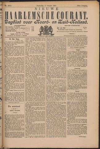Nieuwe Haarlemsche Courant 1901-10-17