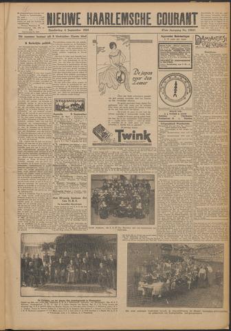Nieuwe Haarlemsche Courant 1924-09-04