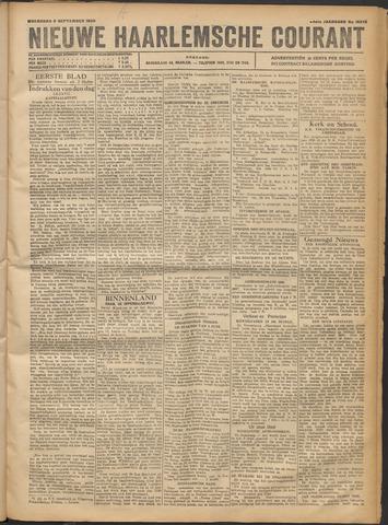 Nieuwe Haarlemsche Courant 1920-09-08
