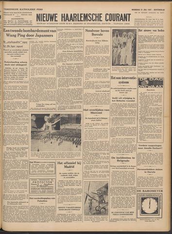 Nieuwe Haarlemsche Courant 1937-07-21