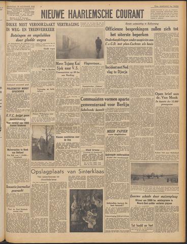 Nieuwe Haarlemsche Courant 1948-11-29