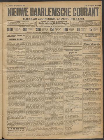 Nieuwe Haarlemsche Courant 1913-01-27