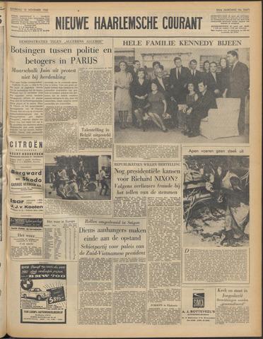 Nieuwe Haarlemsche Courant 1960-11-12