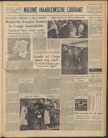 Nieuwe Haarlemsche Courant 1960-07-11