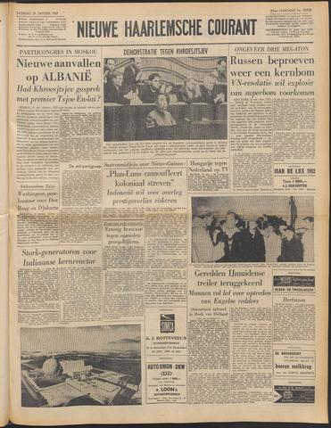 Nieuwe Haarlemsche Courant 1961-10-21
