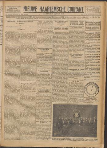 Nieuwe Haarlemsche Courant 1928-01-23