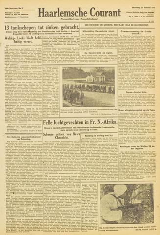 Haarlemsche Courant 1943-01-11