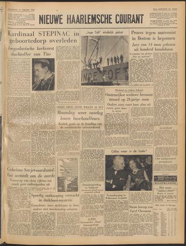 Nieuwe Haarlemsche Courant 1960-02-11