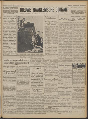 Nieuwe Haarlemsche Courant 1940-08-11