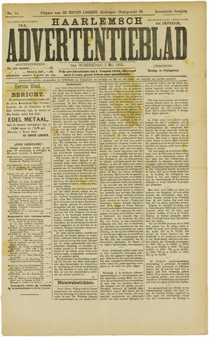 Haarlemsch Advertentieblad 1895-05-01