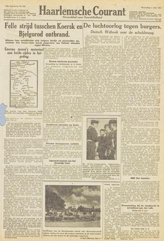 Haarlemsche Courant 1943-07-07
