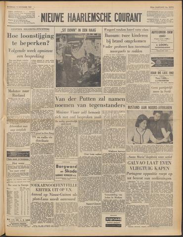 Nieuwe Haarlemsche Courant 1961-11-11