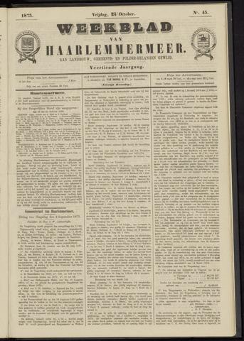 Weekblad van Haarlemmermeer 1873-10-24