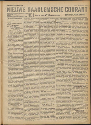 Nieuwe Haarlemsche Courant 1920-12-02