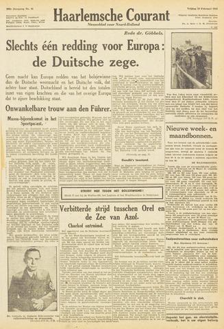 Haarlemsche Courant 1943-02-19