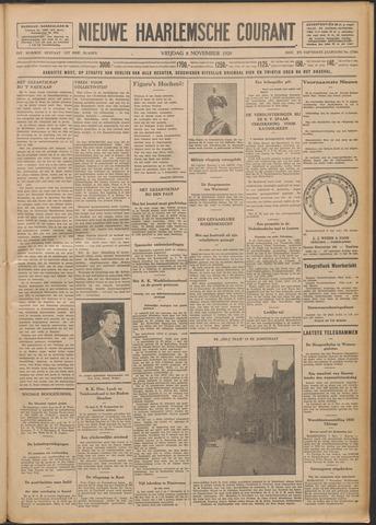 Nieuwe Haarlemsche Courant 1929-11-08