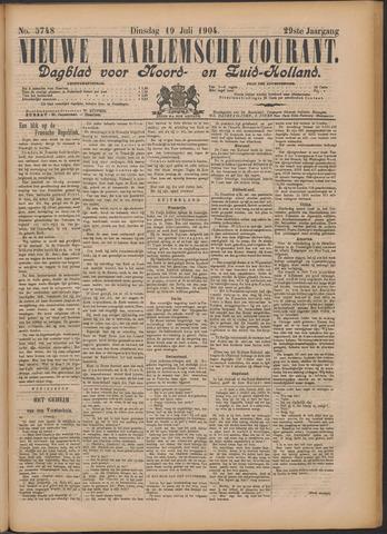 Nieuwe Haarlemsche Courant 1904-07-19