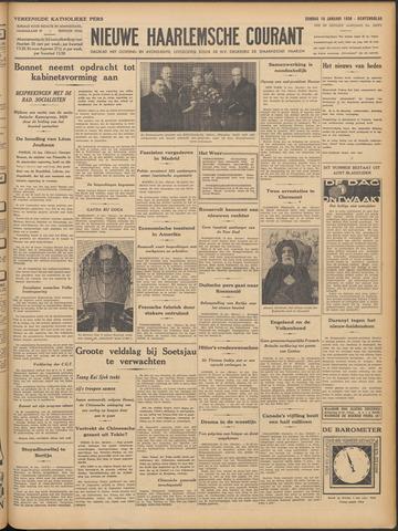 Nieuwe Haarlemsche Courant 1938-01-16