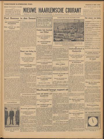 Nieuwe Haarlemsche Courant 1933-05-05