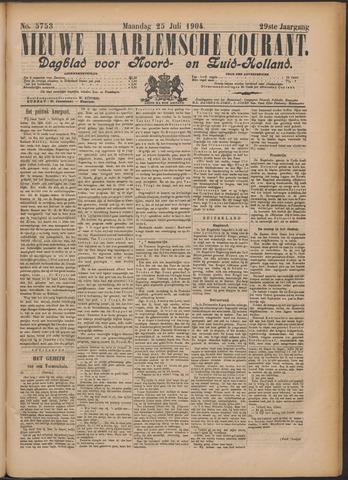Nieuwe Haarlemsche Courant 1904-07-25