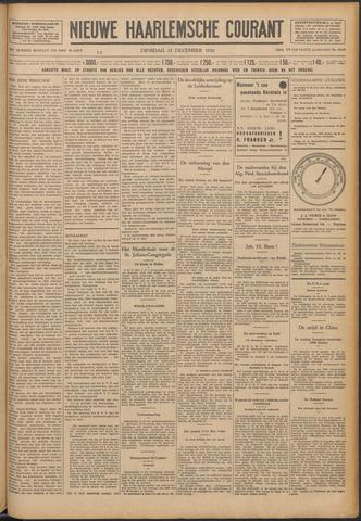 Nieuwe Haarlemsche Courant 1930-12-23