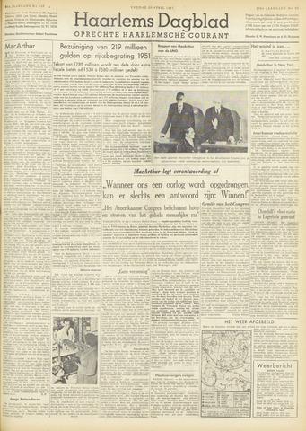 Haarlem's Dagblad 1951-04-20