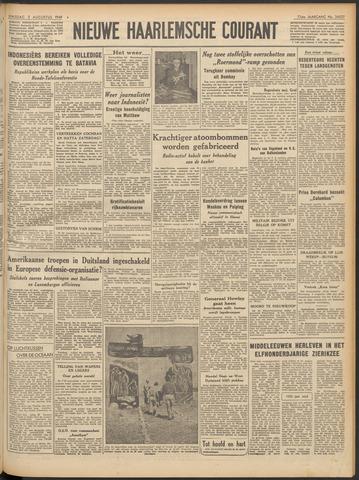 Nieuwe Haarlemsche Courant 1949-08-02