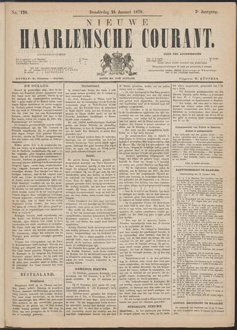 Nieuwe Haarlemsche Courant 1878-01-24
