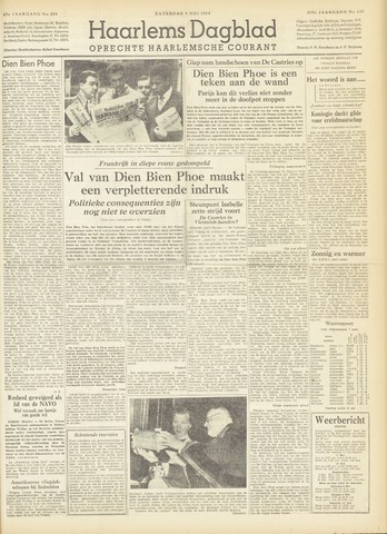 Haarlem's Dagblad 1954-05-08