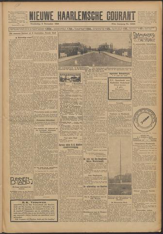 Nieuwe Haarlemsche Courant 1924-11-06