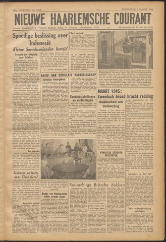 Nieuwe Haarlemsche Courant 1946-03-07