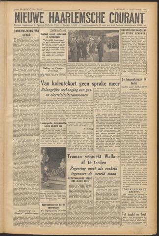 Nieuwe Haarlemsche Courant 1946-09-21