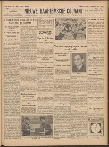 Nieuwe Haarlemsche Courant 1935-08-08