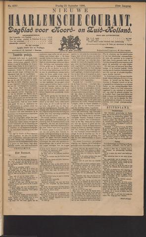 Nieuwe Haarlemsche Courant 1900-09-25