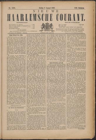 Nieuwe Haarlemsche Courant 1889-01-06
