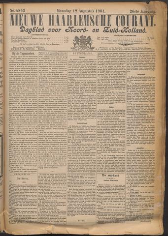 Nieuwe Haarlemsche Courant 1901-08-12