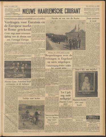 Nieuwe Haarlemsche Courant 1957-03-26
