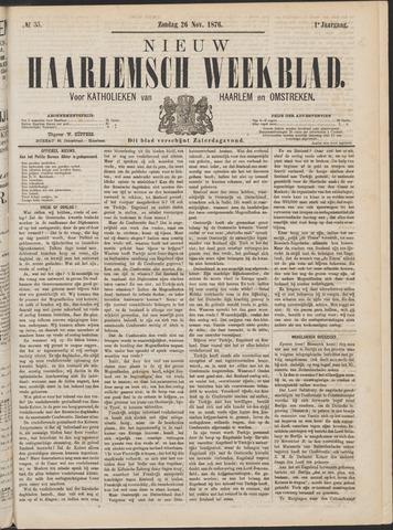 Nieuwe Haarlemsche Courant 1876-11-26