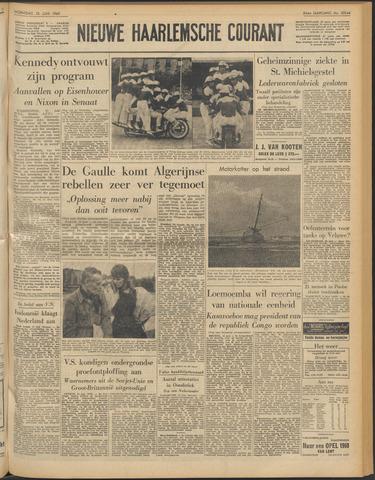 Nieuwe Haarlemsche Courant 1960-06-15