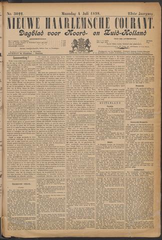 Nieuwe Haarlemsche Courant 1898-07-04