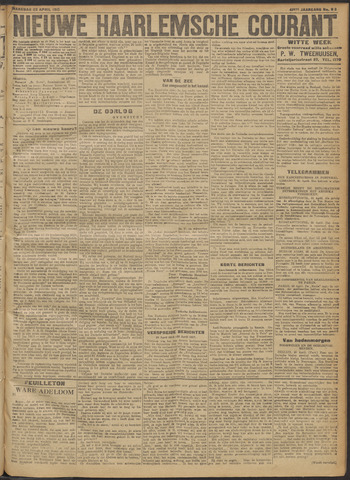 Nieuwe Haarlemsche Courant 1917-04-23
