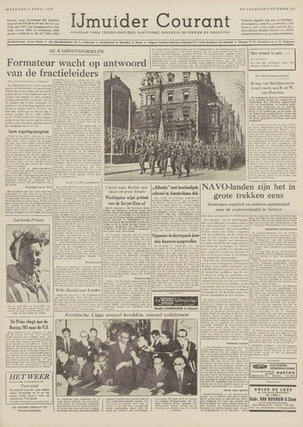 IJmuider Courant 1959-04-06