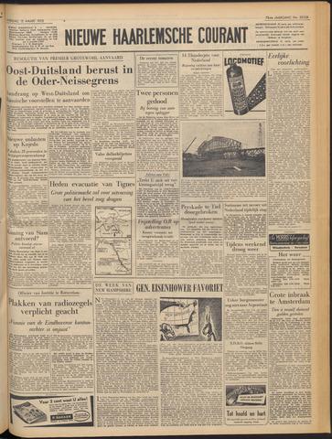 Nieuwe Haarlemsche Courant 1952-03-15