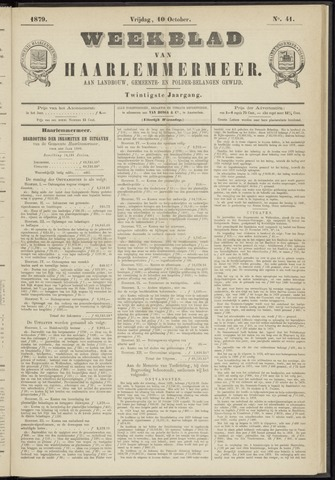 Weekblad van Haarlemmermeer 1879-10-10