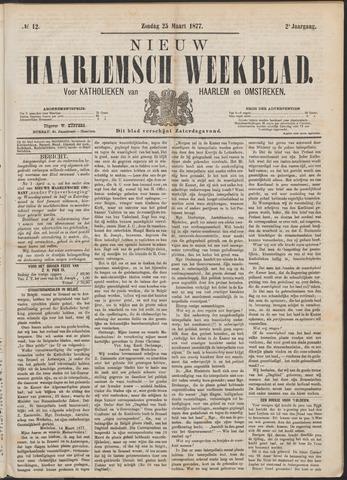 Nieuwe Haarlemsche Courant 1877-03-25